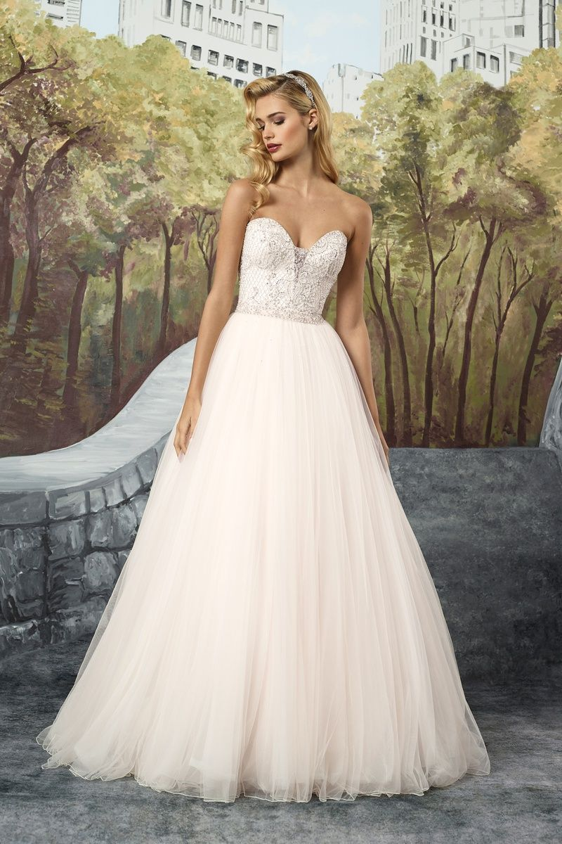 Bodice wedding dress  Justin Alexander wedding dresses style   Tulle balls Ball