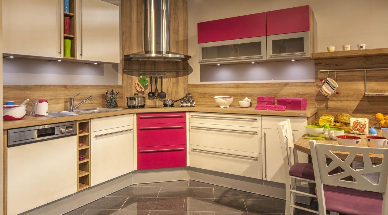 Die Einbauküche U2013 Wohlfühlküche Mit Echten Highlights Einbauküchen U Form  Modern