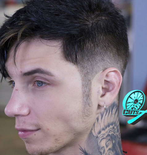 Andy S New Haircut Andy Black New Haircuts Andy Biersack
