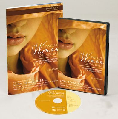Twelve Women Of The Bible Participants Guide With Dvd Life