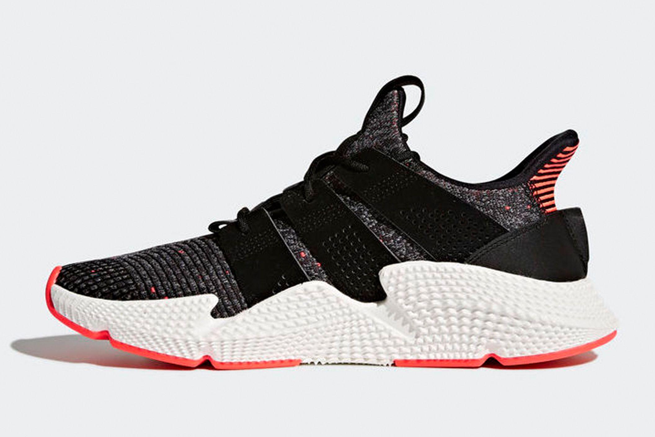 adidas prophere nucleo nero / solar scarpe rosse pinterest solare