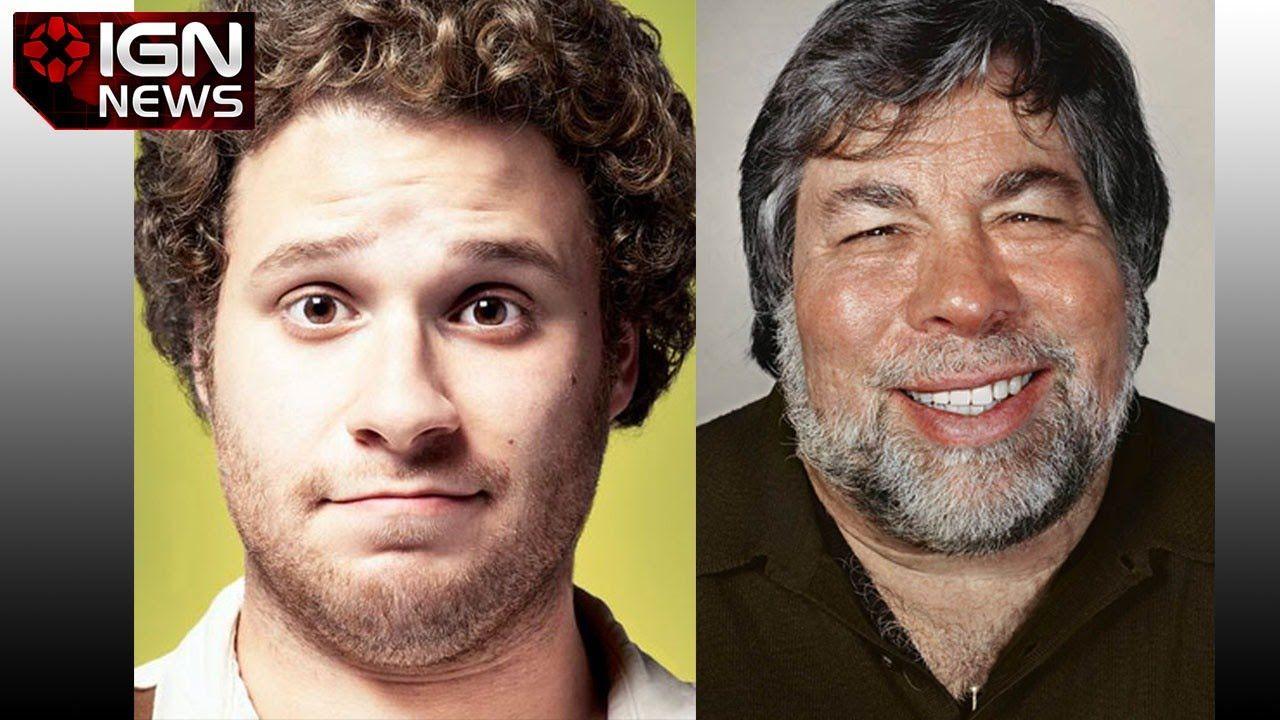 Rogen Cast as Steve Wozniak in Jobs Biopic - IGN News   IGN News ...