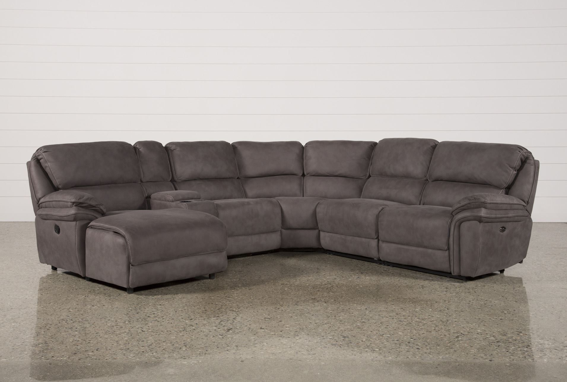 Exceptional Living Spaces | Norfolk Sectional With RAF Chaise