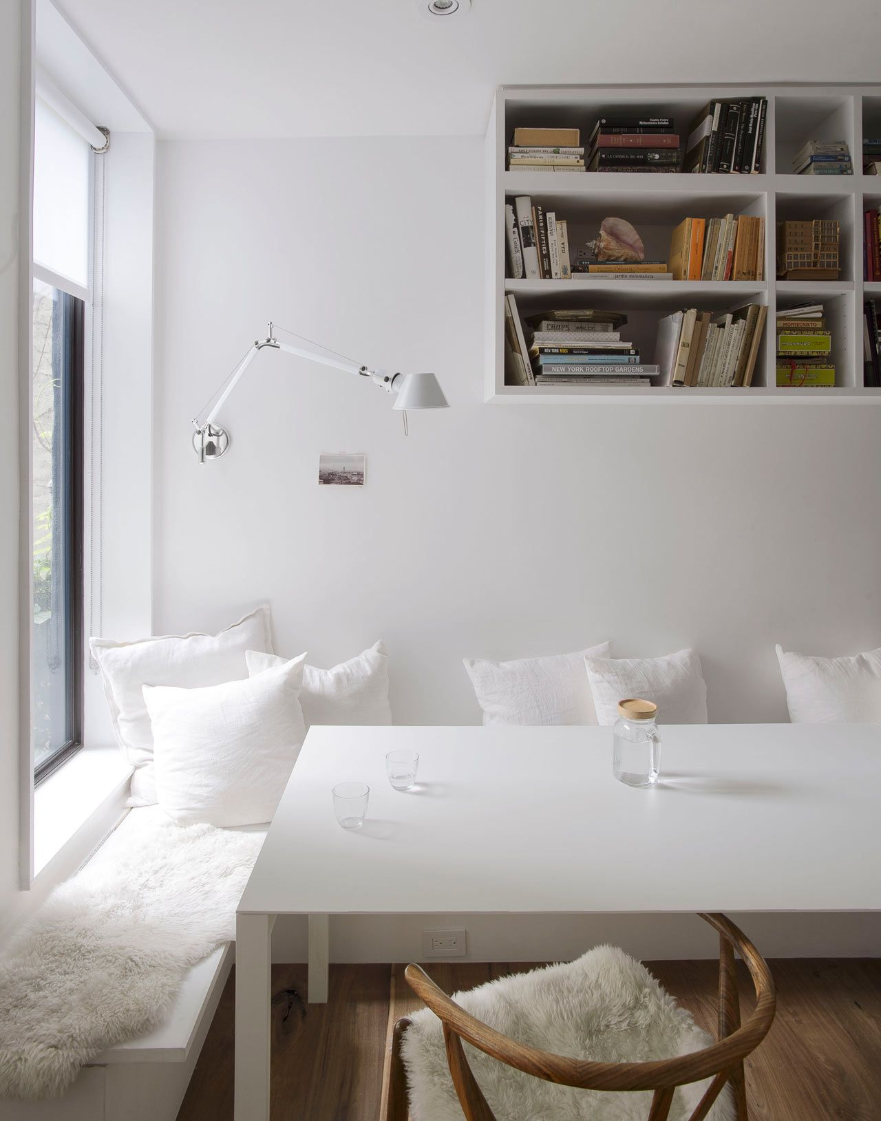 An 11 foot wide row house in brooklyn by office of architecture design milk