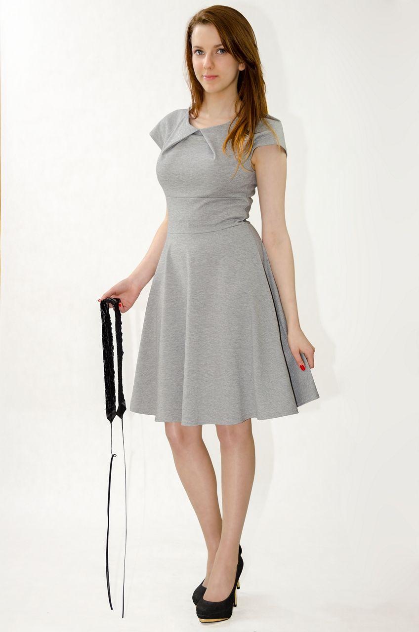 e5888b26cb Elegancka sukienka plus size KAMELIA1 40-52 na wesele - XELKA odzież ...