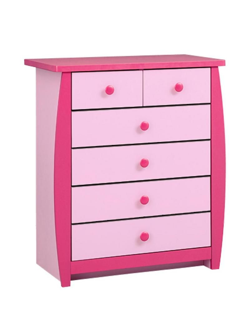 Orlando 4 + 2 Chest Of Drawers. Children Bedroom FurnitureChilds ...