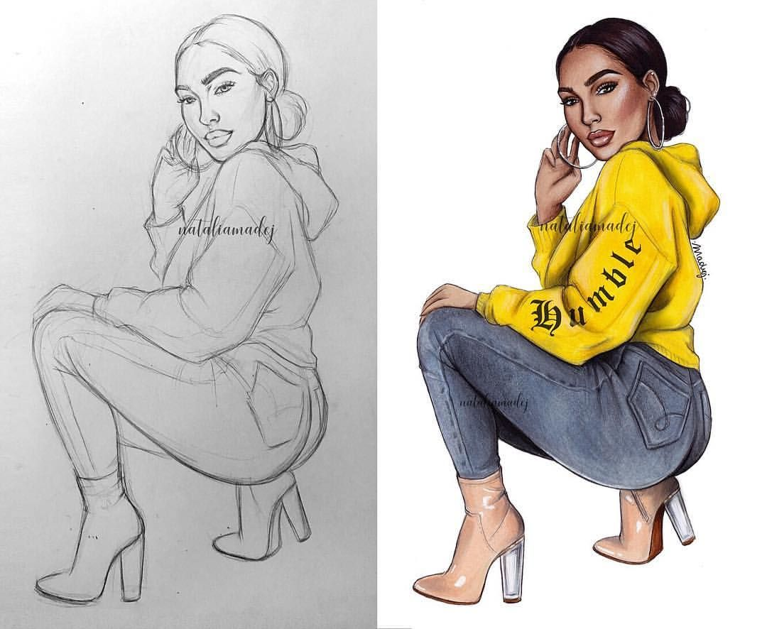 ✨✨✨ fashiondrawing fashionillustration drawing