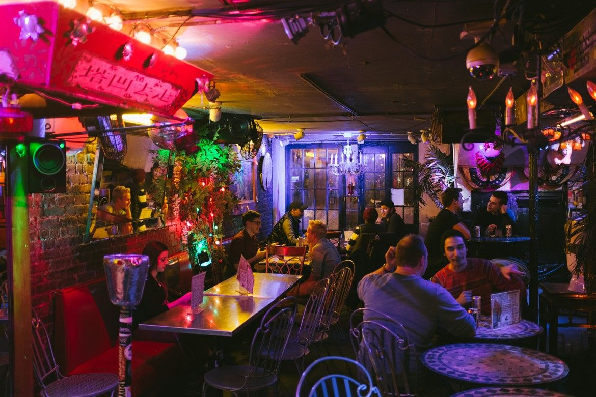 The Best Nyc Bars For Your Birthday New York Ny Infatuation