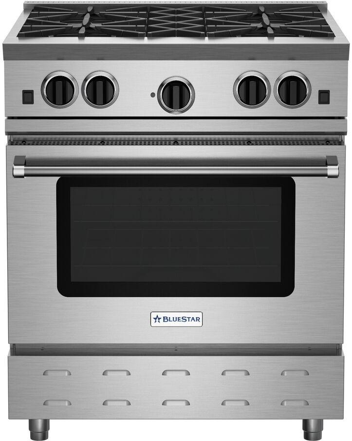 Bluestar Rnb Series Rnb304bv2lp 36 Inch Gas Range Ventilation Hood Kitchen Colour Schemes