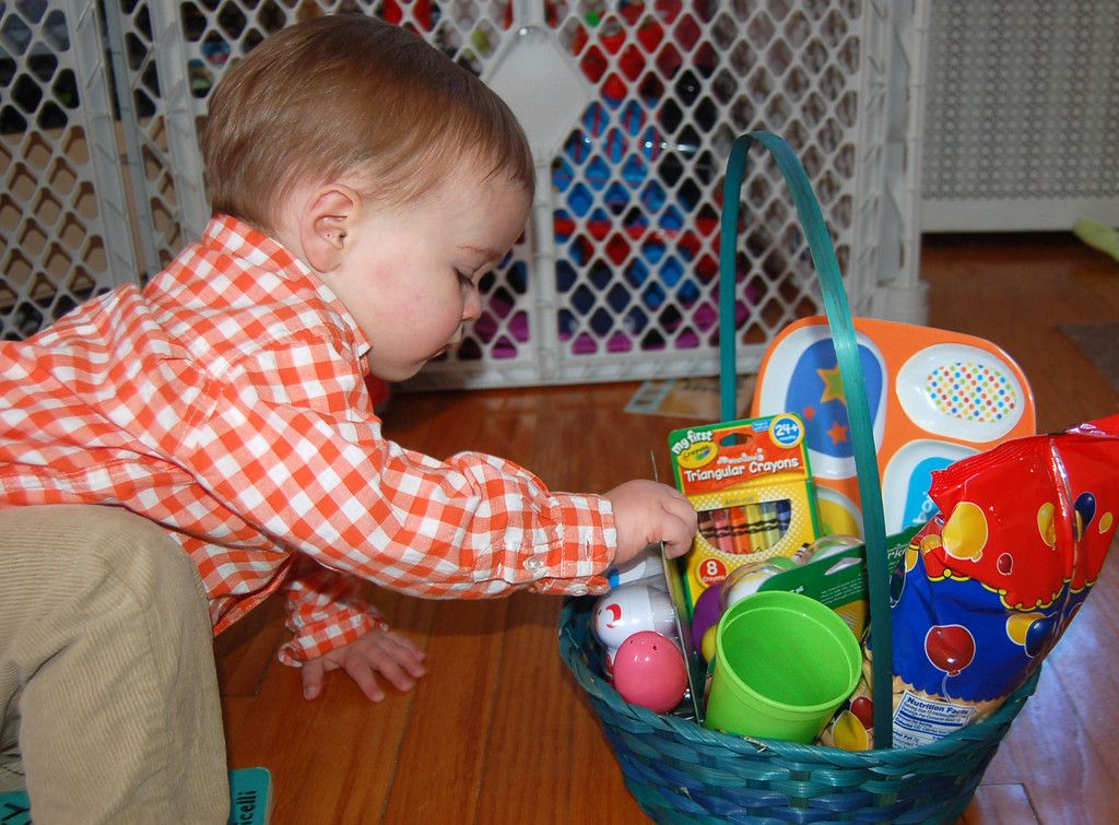 Everything but the candy easter baskets for little boys gifts easter negle Image collections