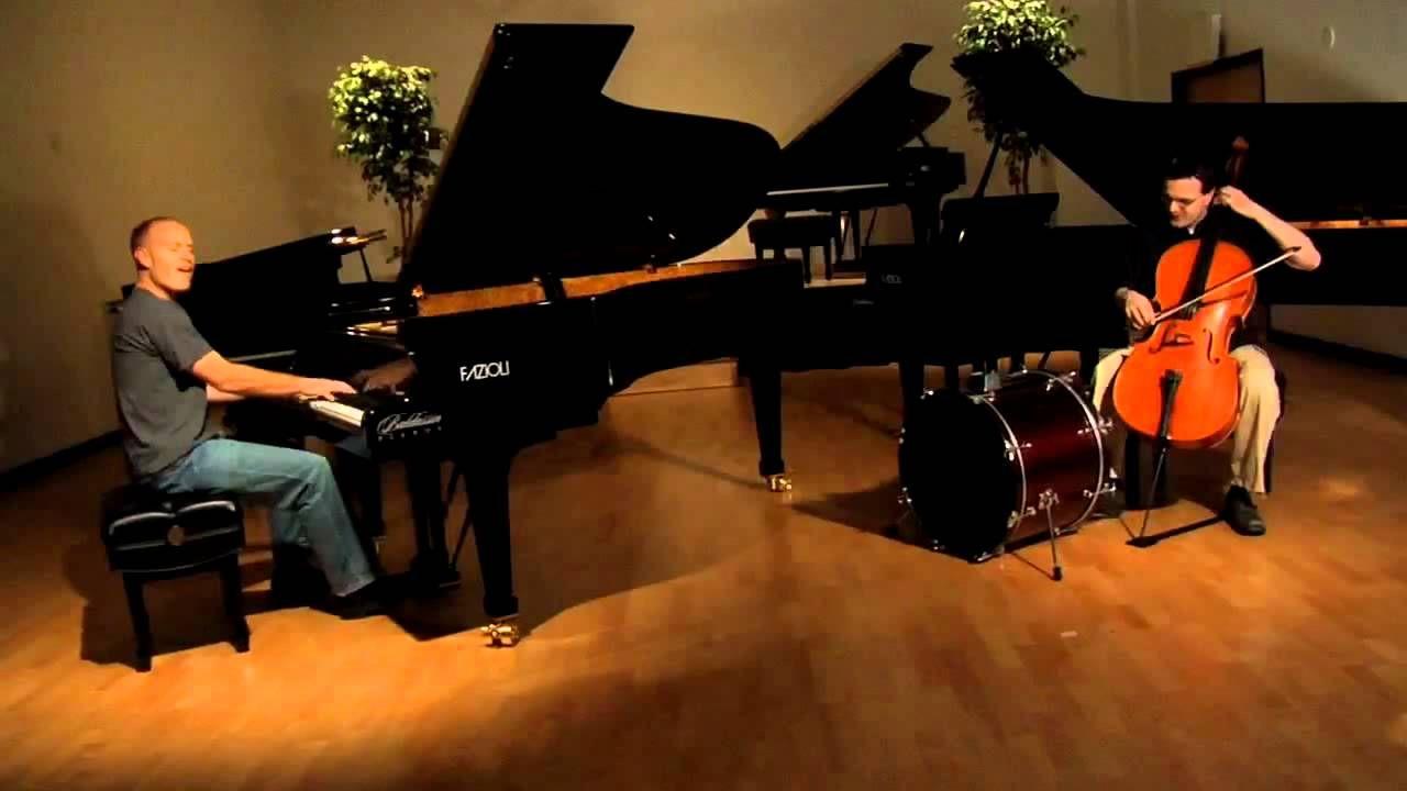 Love Story Meets Viva La Vida By Jon Schmidt классическая музыка музыка