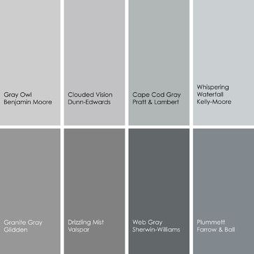 1 gray owl 2137 60 benjamin moore 2 clouded vision - Pittsburgh exterior paint reviews ...