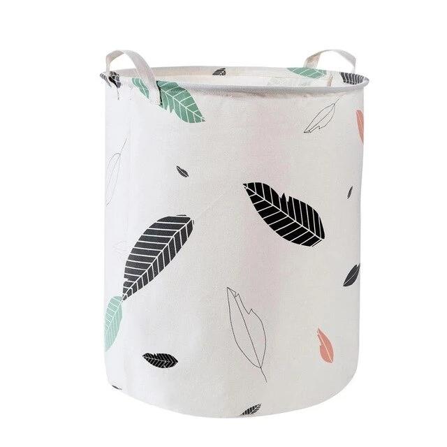Otherhouse Laundry Basket Foldable Bag Cloth Organizer Laundry Bag