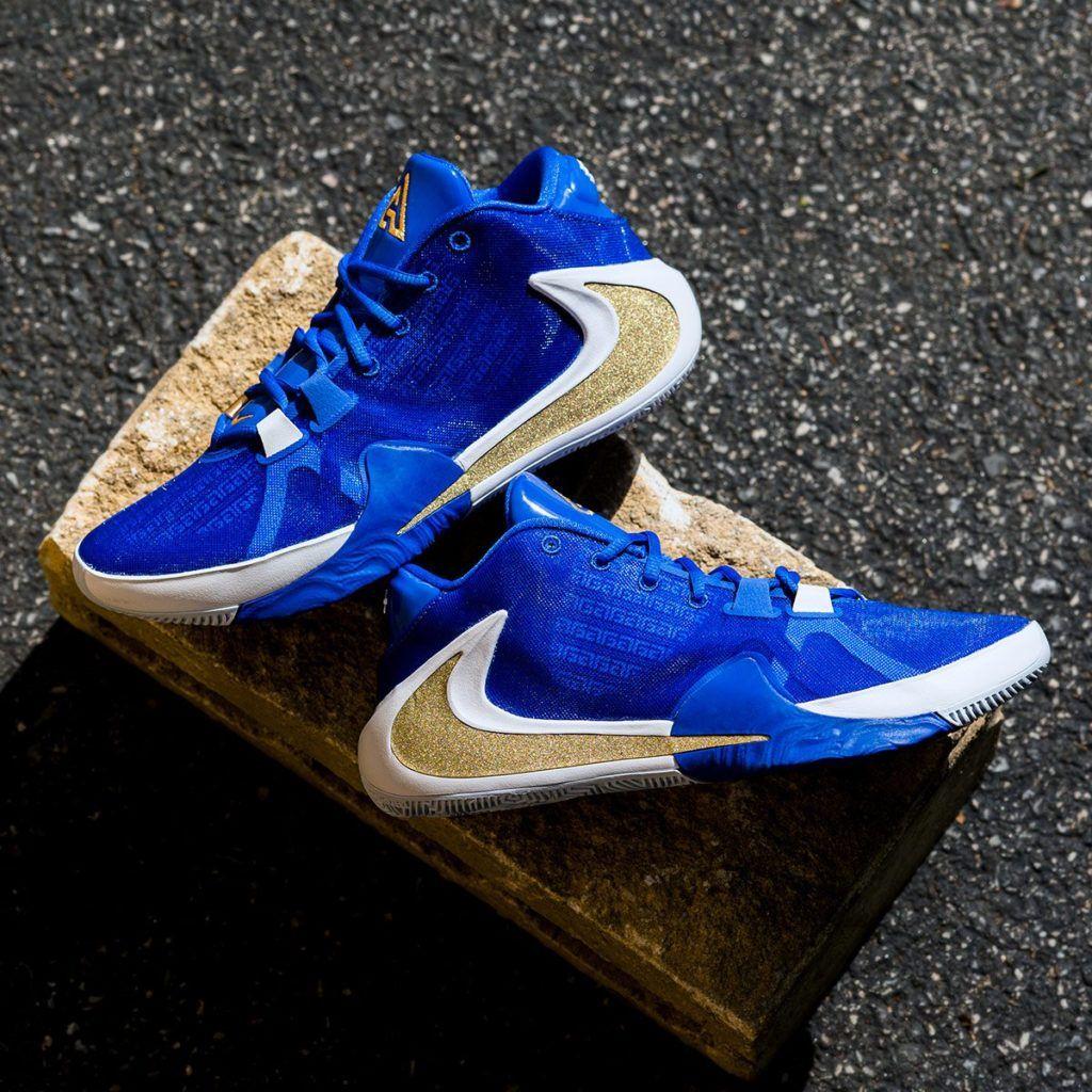 The Nike Zoom Freak 1 Greece are