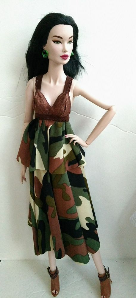 dollsydoll 16 inch fashion doll dress is one size fits all! | Dolls & Bears, Dolls, Clothes & Accessories | eBay!