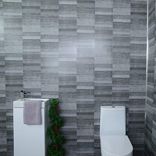 Dark grey bathroom wall panels - cladding panels kitchen ... https ...