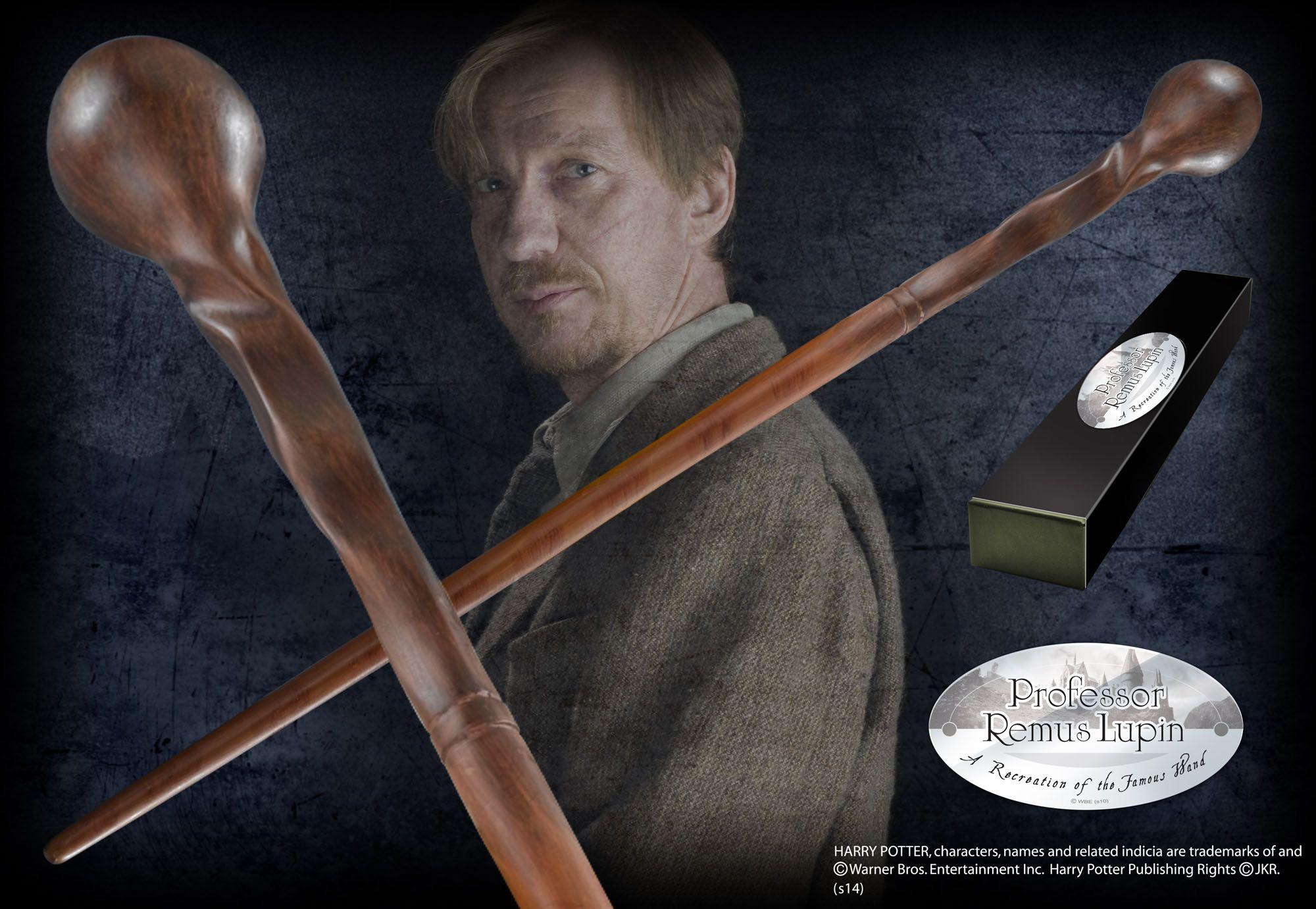 REMUS LUPIN/'S MINI WAND Harry Potter Mini Diecast Wands
