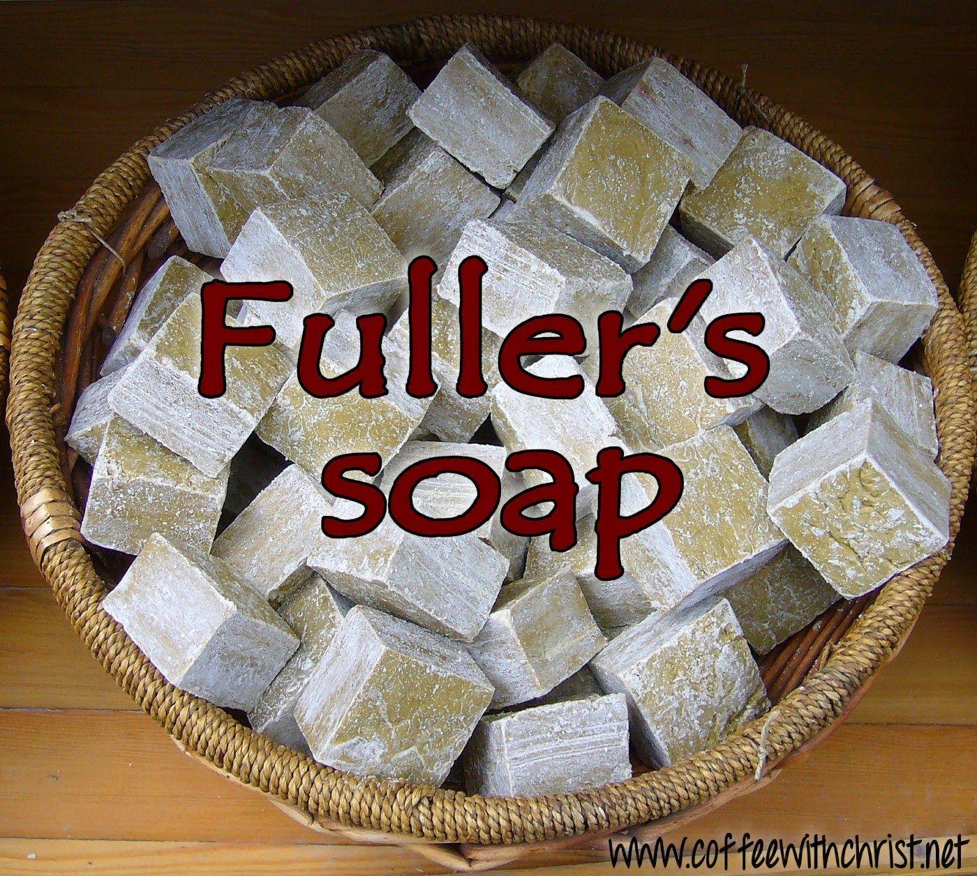 Fuller's Soap Eczema soap, Soap recipes, Home made soap