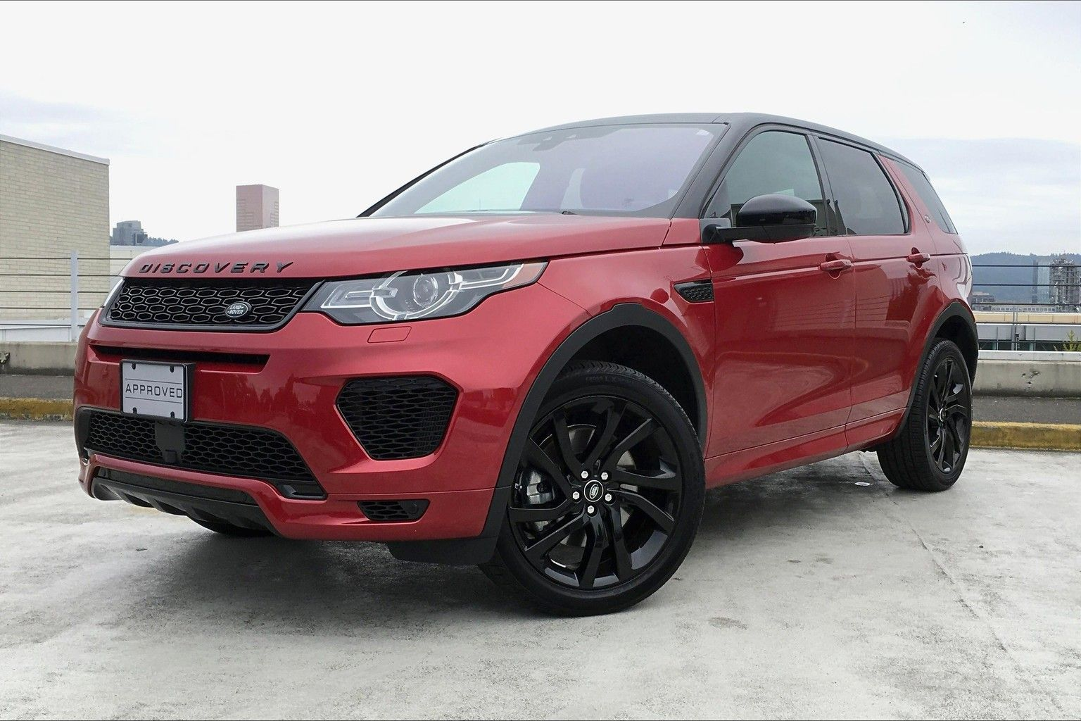 Used 2018 Land Rover Discovery Sport from Land Rover
