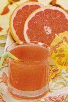Recetas para tu Thermomix  desde Canarias: Zumo de piña y pomelo DEVORAGRASA #kokteyltarifleri
