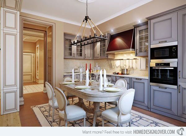 20 Fabulously Attractive Classical Dining Room Designs  Dining Inspiration Classic Dining Rooms Inspiration Design