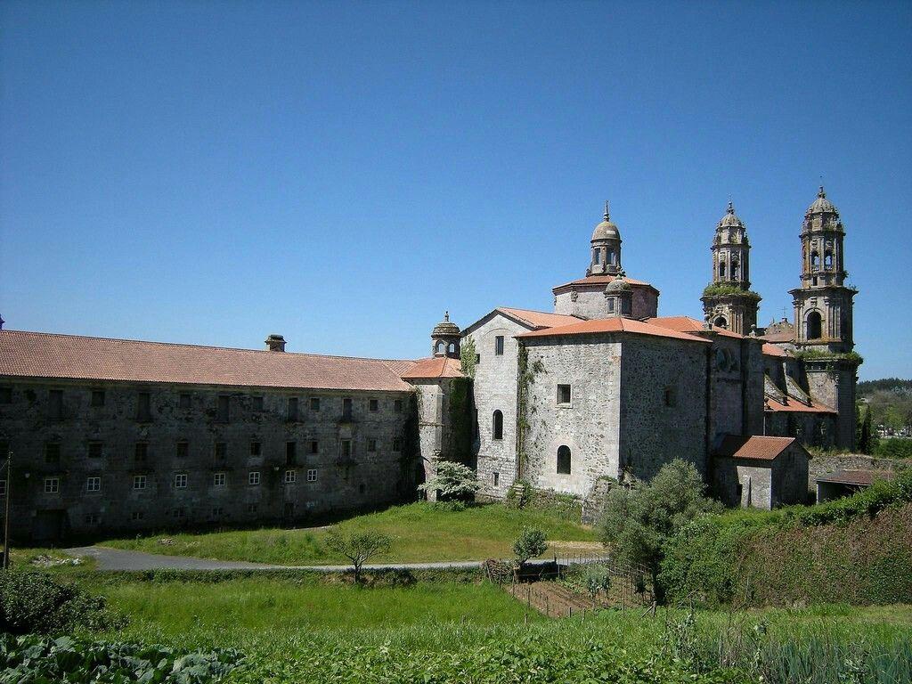 Resultado de imagen de mosteiros sobrado