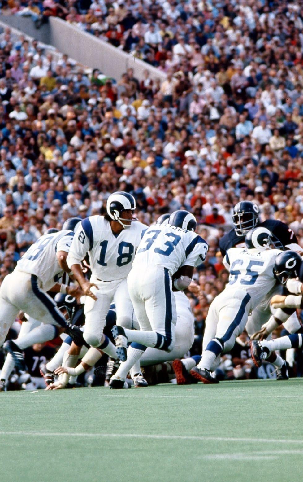 Roman Gabriel Los Angeles Rams 1972 Rams Football Nfl Football Players Nfl