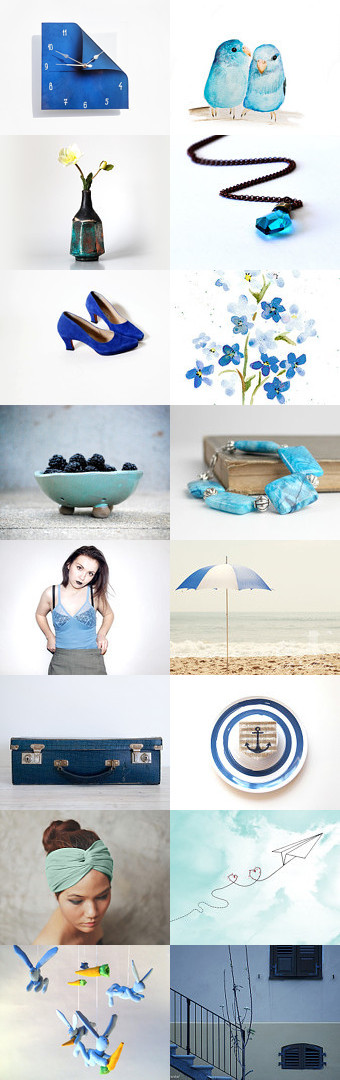 My Blue by Imma on Etsy--Pinned with TreasuryPin.com