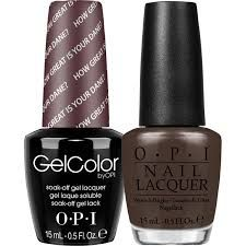 「opi gelcolor HOW GREAT IS YOUR」の画像検索結果