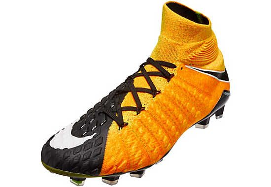 4a806a96038 Nike Hypervenom Phantom III DF FG – Laser Orange Black