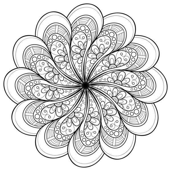190 Mandalas para Colorear para niños | Printables (Para imprimir ...