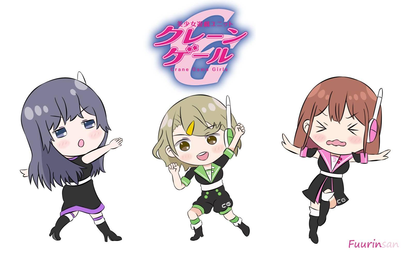 Fuurinsan Timeline Chibi characters, Anime, Anime fanart