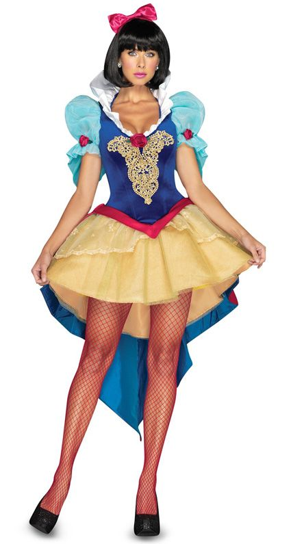 5c8695de8b4 Deluxe Snow White Costume