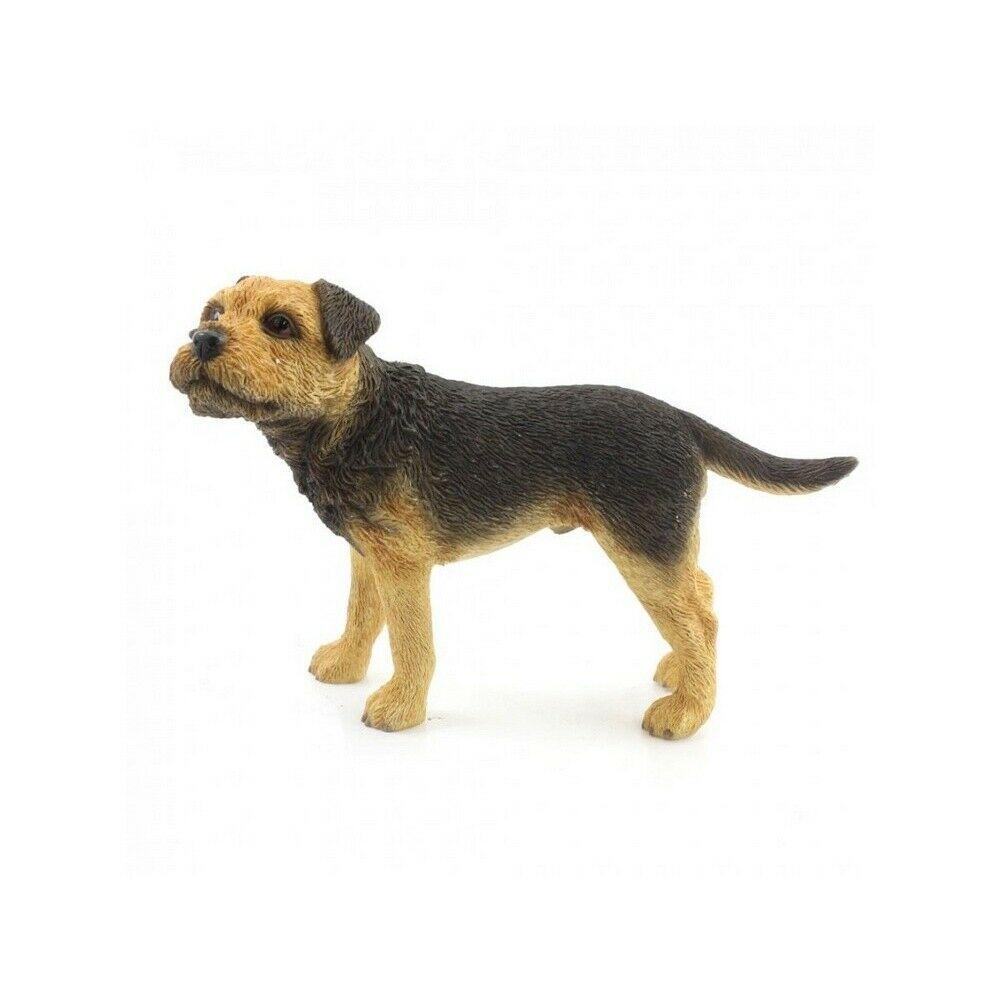 Leonardo Collection Border Terrier Dog Figurine Gg1742 Fashion Home Garden Homedcor Otherhomedcor Ebay Dog Figurines Leonardo Collection Border Terrier