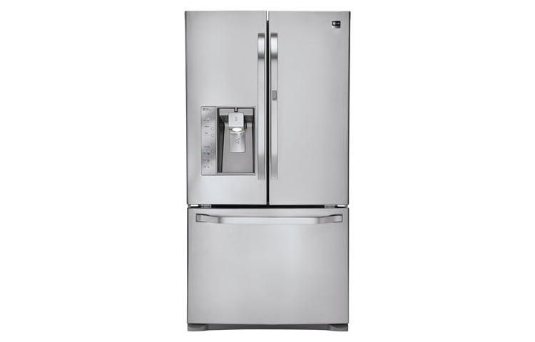 Beau LG LG Studio   Ultra Large Capacity Counter Depth 3 Door French Door  Refrigerator With Door In Door™