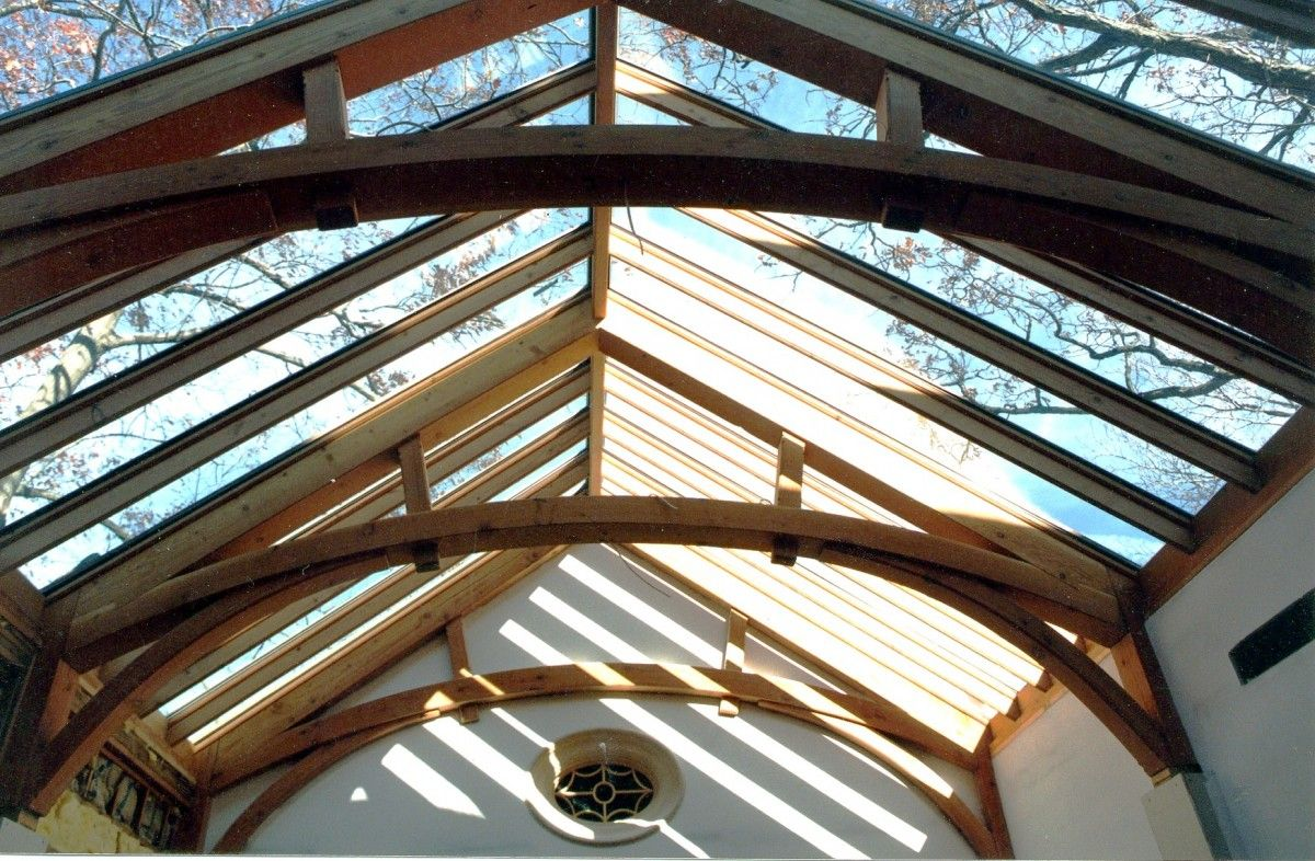 Best Timber Frame Glass Roof System Glass House Llc Timber 400 x 300