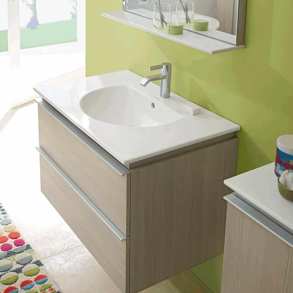 Duravit Darling New Furniture Basin 630mm | Duravit, Basin and ...