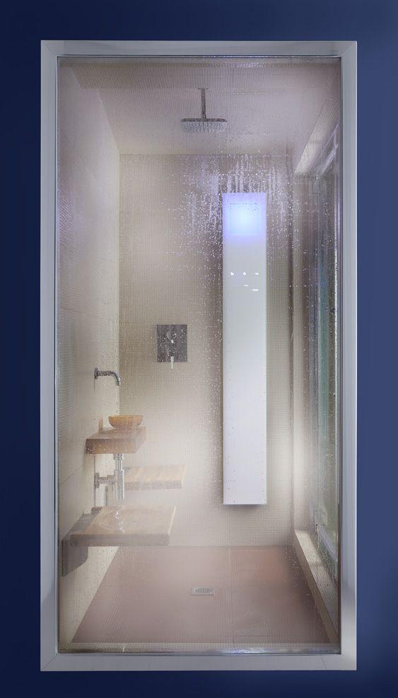 Touchu0026Steam, Effegibi, Sauna And Turkish Bath, , Products E Interiors