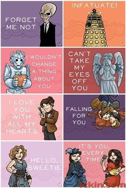Valentine's Day in Time and Space