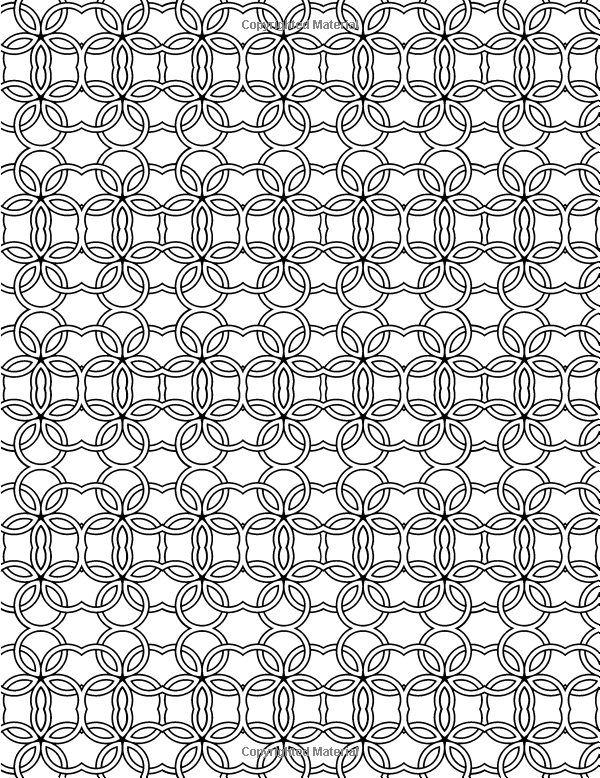 create masterpiece coloring pages | The Dazzling Patterns Colouring Book: Just Add Colour to ...