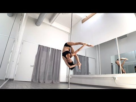 how to do a twisted knot  pole dancing tutorials