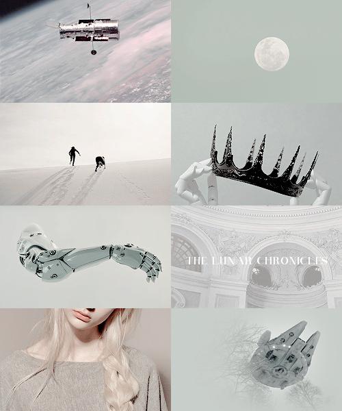 The Lunar Chronicles