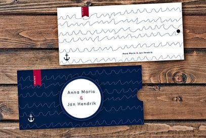 Die 42 Besten Bilder Von Maritime Hochzeitskarten