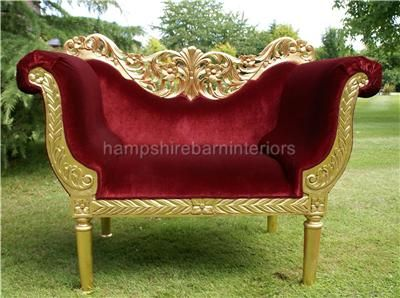 Stupendous Prianka Wedding Stage Set In Gold Leaf And Red Velvet Machost Co Dining Chair Design Ideas Machostcouk