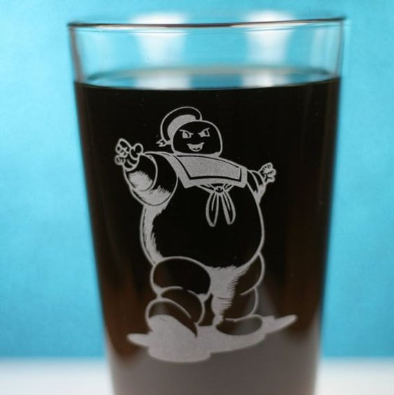 FREE SHIPPING Personalized Ghostbusters Stay Puft