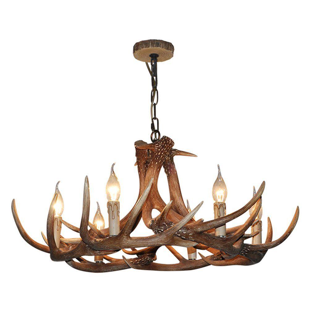 Deer antler chandelier diy chandeliers pinterest deer antler deer antler chandelier diy chandeliers pinterest deer antler chandelier deer antlers and antlers arubaitofo Image collections