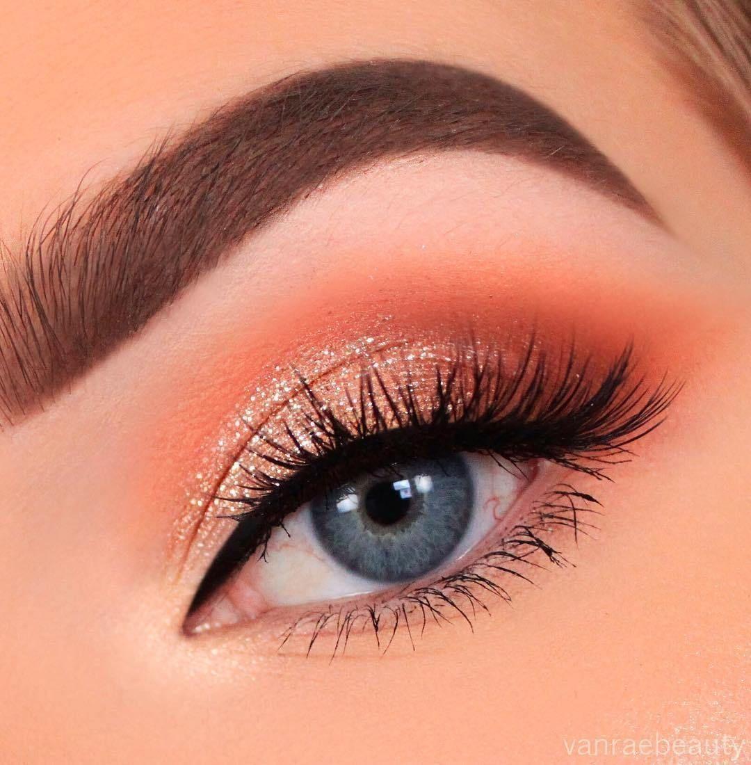 53 Fascinating Smokey Eye Makeup Ideas #prettymakeup