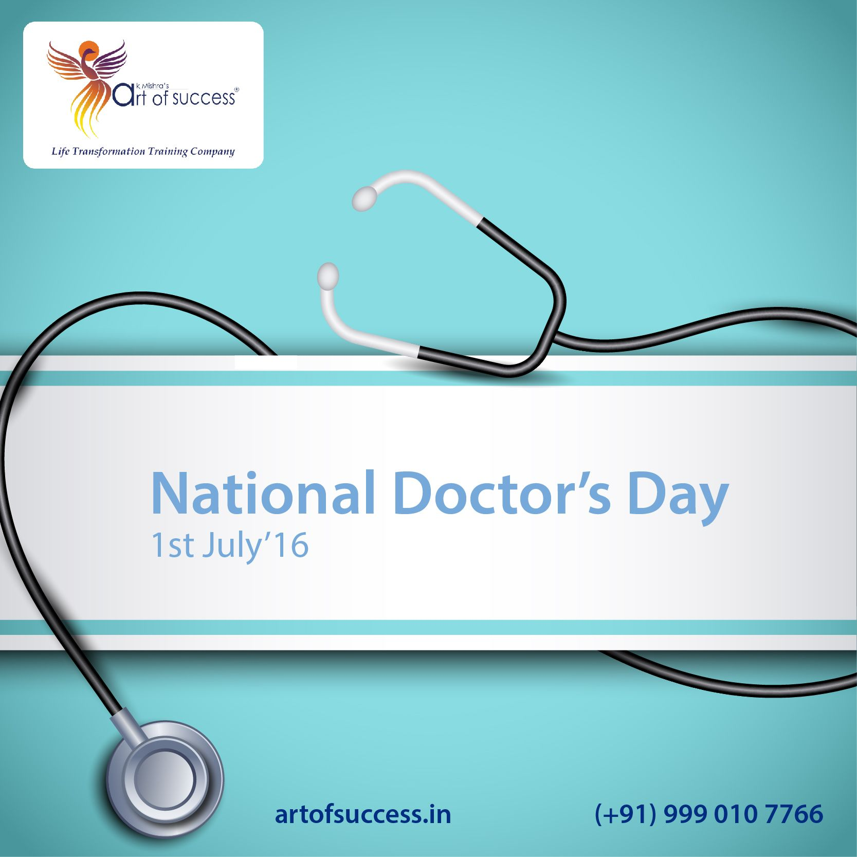 National Doctors Day is observed on 1st July every year in