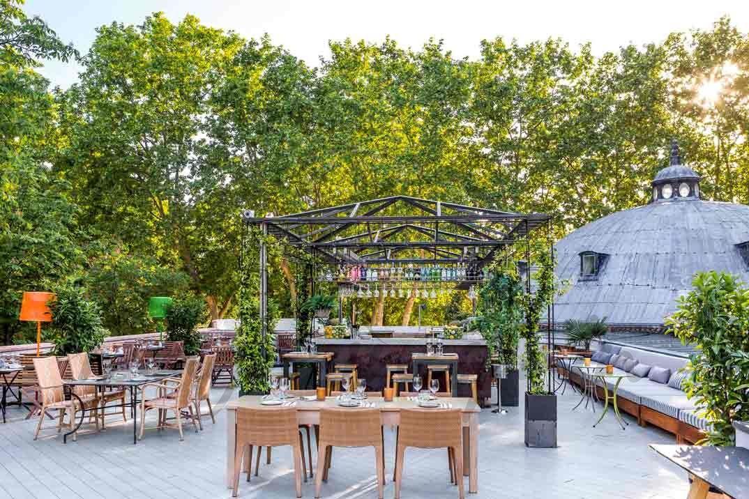 La Terraza Y After Brunch Llegan Al Florida Retiro Magazinespain Com Terraza Terrazas Restaurantes
