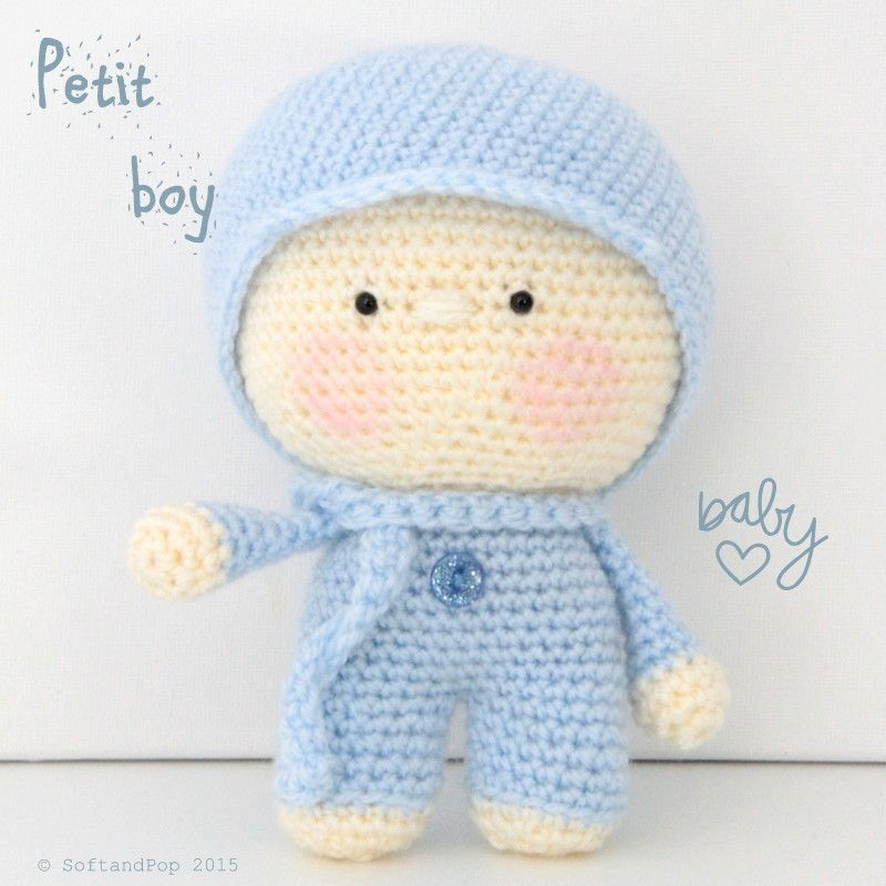 Soft&Pop: Amigurumis : les petits nouveaux | uncinetto | Pinterest ...